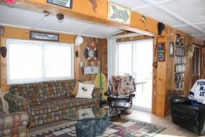 Living Room toward front deck