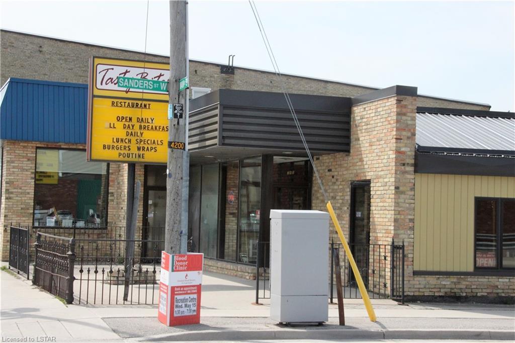 345 MAIN Street, Exeter, Ontario (ID 206994)