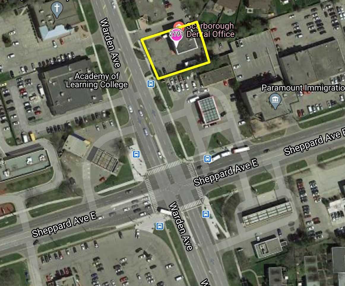 2191 Warden Ave, Toronto, Ontario (ID E5064511)