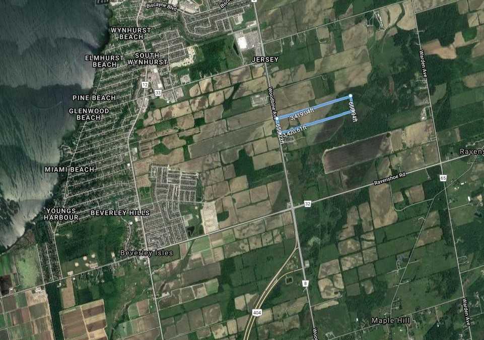 Lot 3 Woodbine Ave, Georgina, Ontario (ID N5094947)