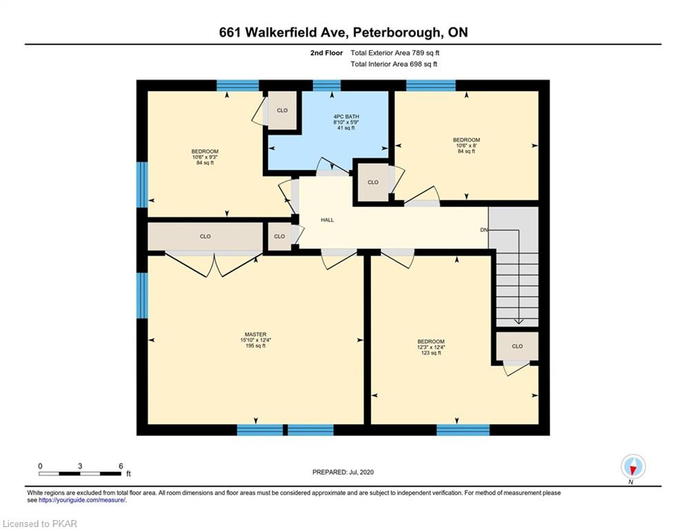 661 WALKERFIELD Avenue, Peterborough, Ontario (ID 271401)