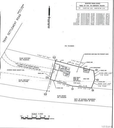 1128 Tripp Settlement Road, Burtt's Corner, New Brunswick (ID NB044522)
