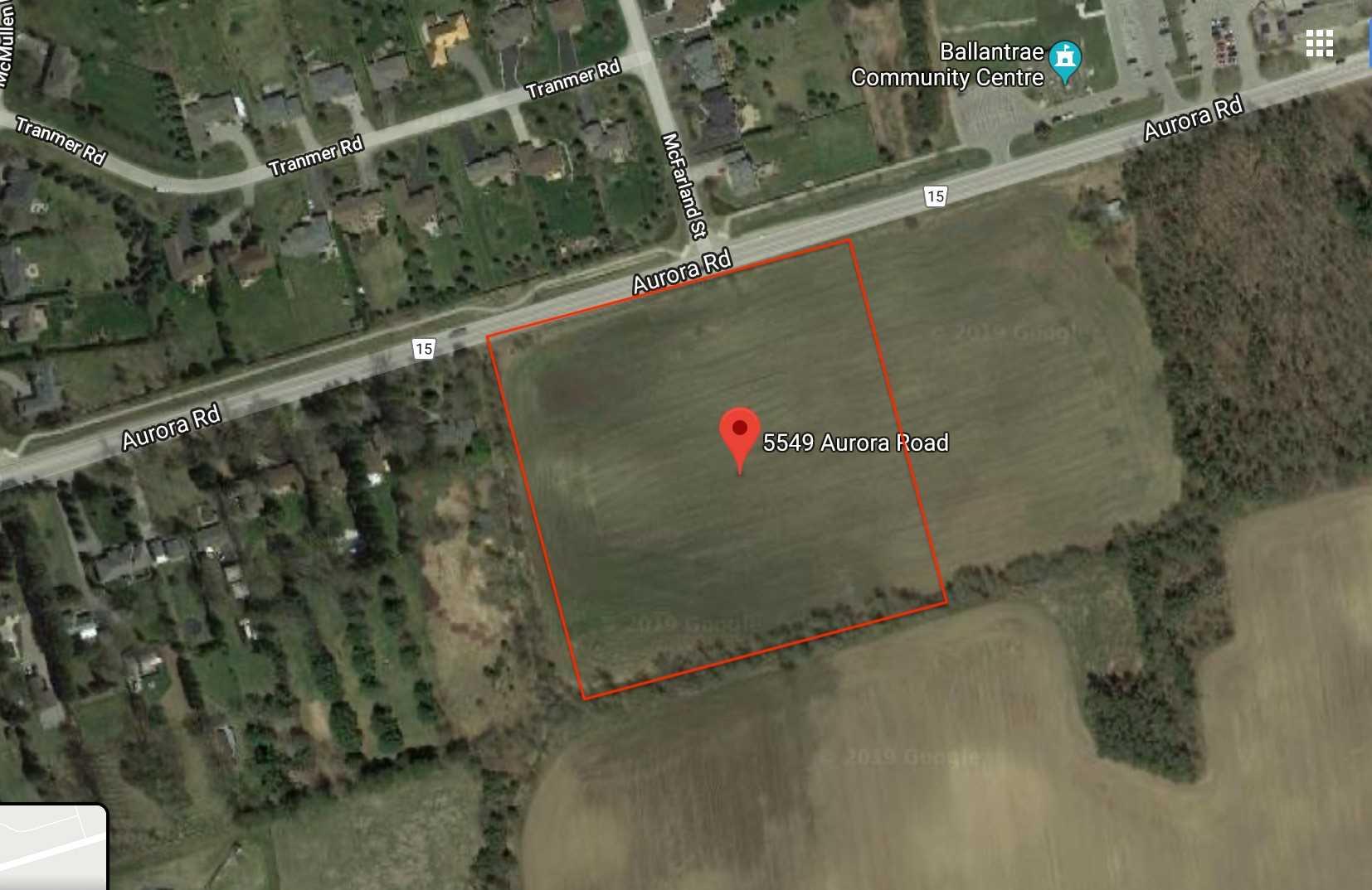 5549 Aurora Rd, Whitchurch-stouffville, Ontario (ID N4667459)