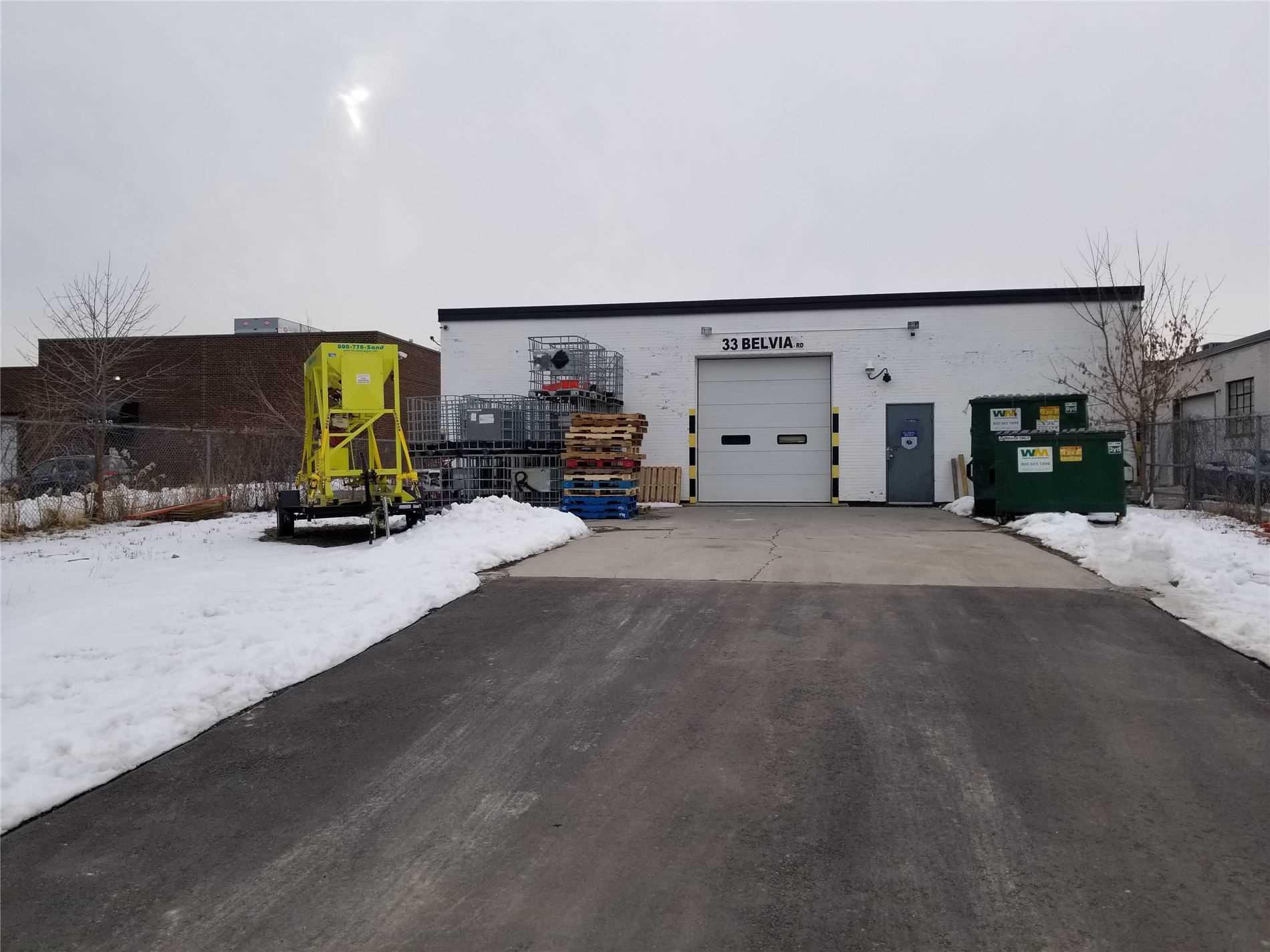 33 Belvia Rd, Toronto, Ontario (ID W4689640)