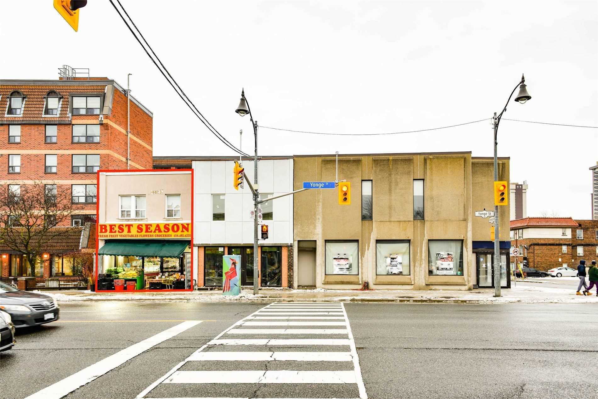 2563 Yonge St, Toronto, Ontario (ID C5072710)
