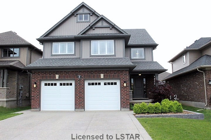 4 TANAGER PL, St. Thomas, Ontario (ID 602940)
