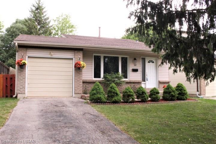 73 BEECHBANK Crescent, London, Ontario (ID 134804)