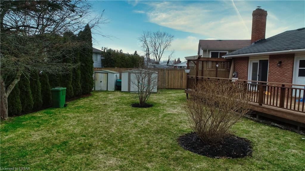 36 LOCKE Avenue, St. Thomas, Ontario (ID 252650)