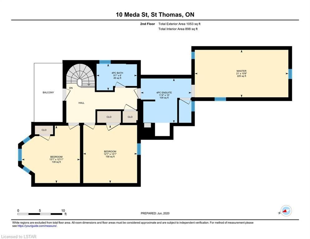 10 MEDA Street, St. Thomas, Ontario (ID 269048)