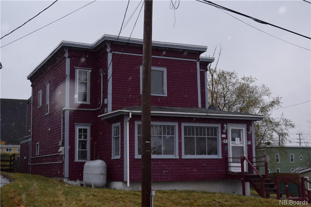 16-18 Edith Avenue, Saint John, New Brunswick (ID NB036784)