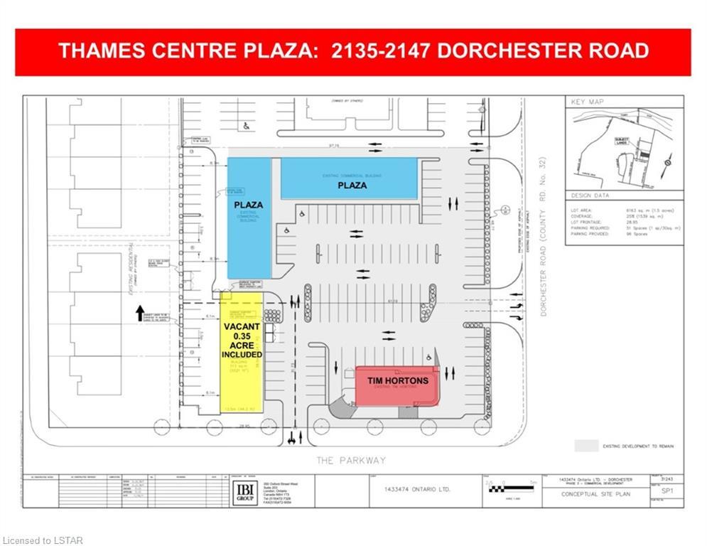 2135 DORCHESTER Road Unit# 2B, Dorchester, Ontario (ID 242600)