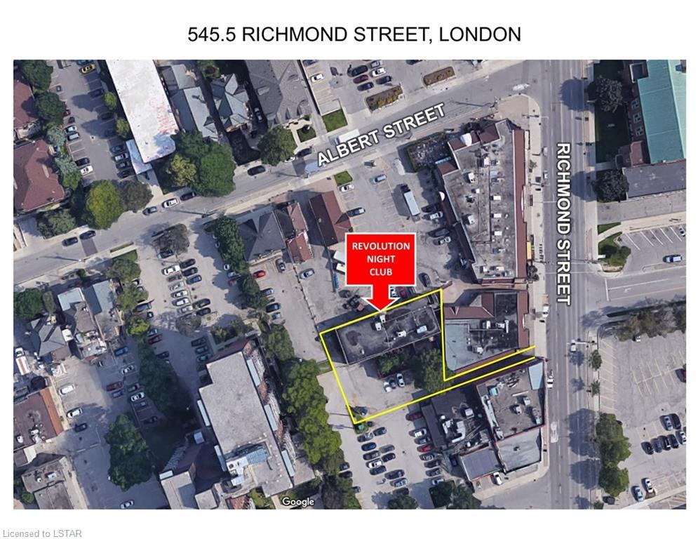 545.5 RICHMOND Street, London, Ontario (ID 40131889)