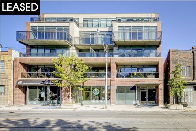 588 Annette Street Unit 402, Toronto, Ontario (ID W4899233)