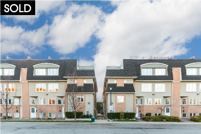 20 Merchant Lane Unit 133, Toronto, Ontario (ID C4993691)