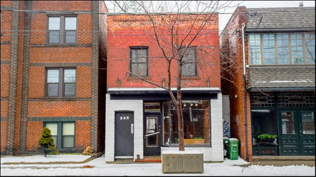 245 Jane Street, Toronto, Ontario (ID W5064666)