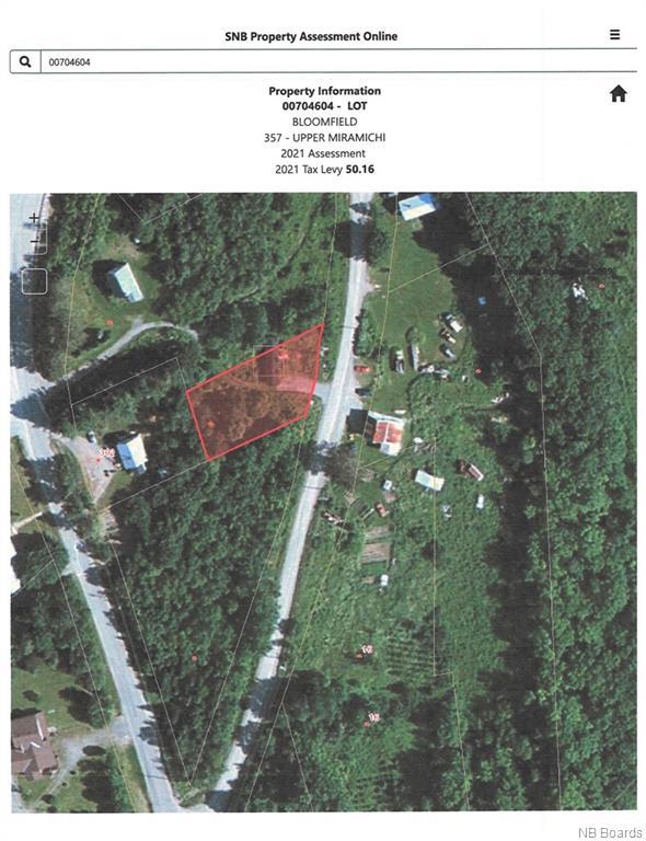 7 Old Bloomfield Road, Bloomfield, New Brunswick (ID NB058886)