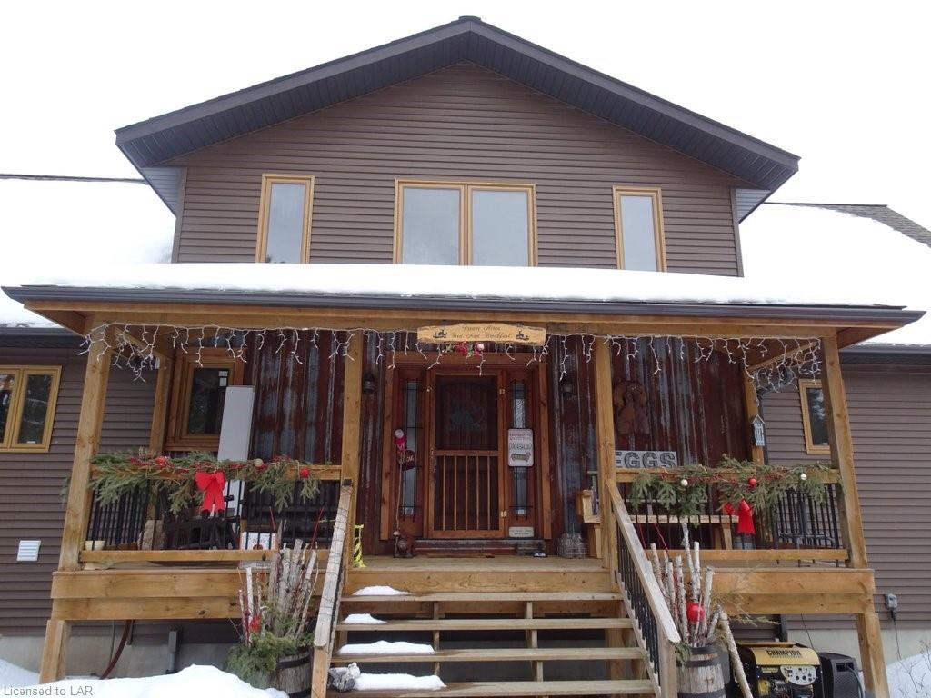 4736 COUNTY ROAD 121 Road, Minden, Ontario (ID 247845)