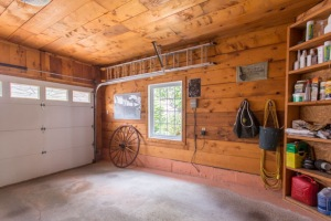 Rustic Insulated Man-Cave barn garage