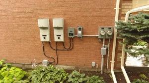 2 Solar Inverters w/ Back-Up Generator