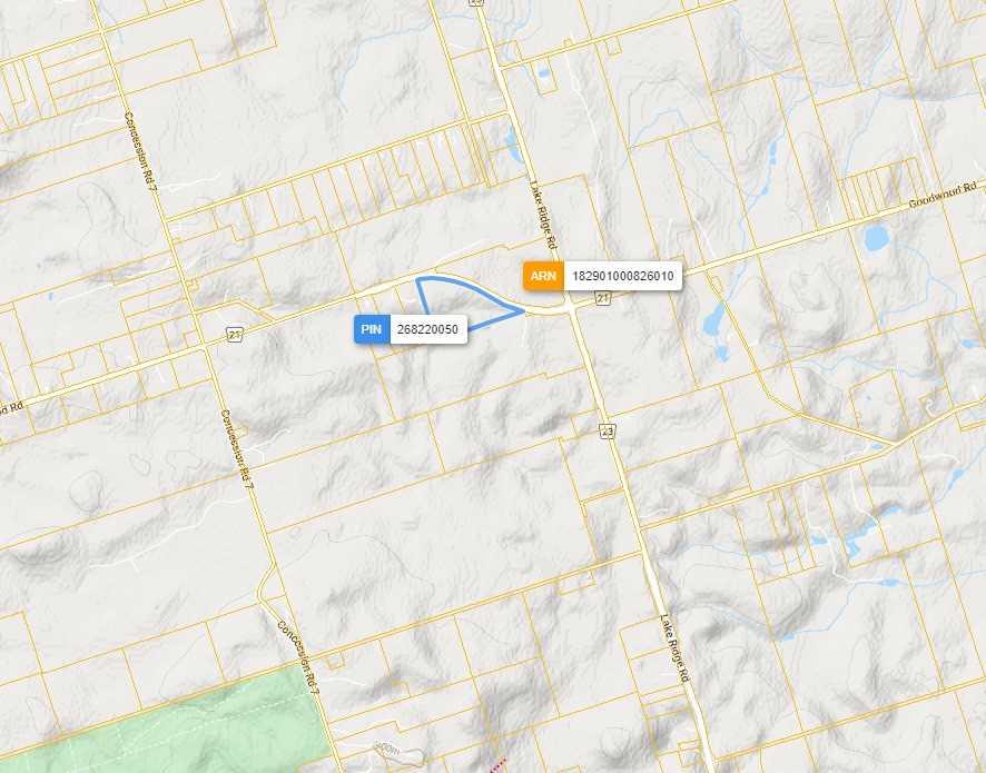 3900 Regional Road 23, Uxbridge, Ontario (ID N4839110)