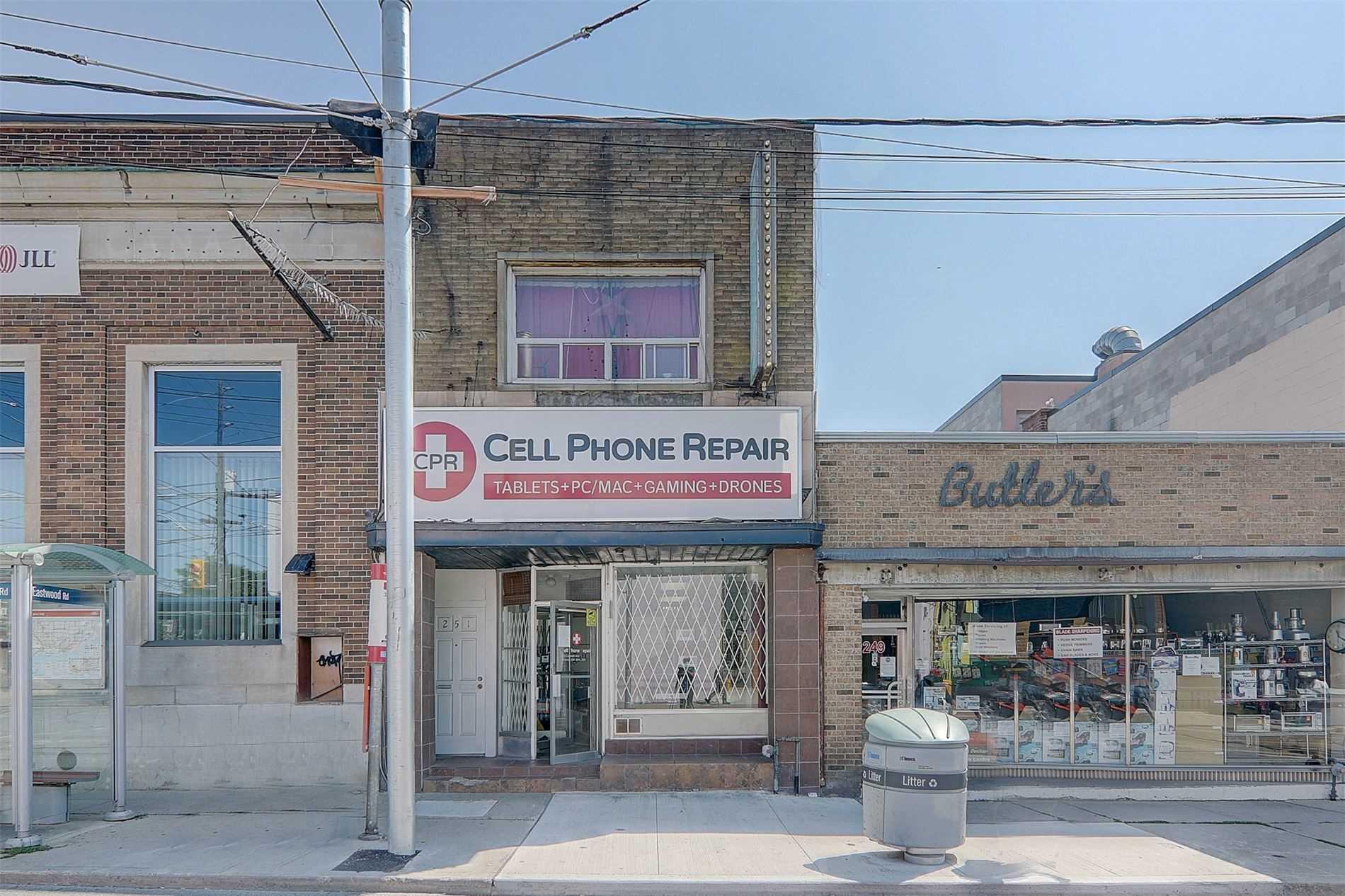 251 Coxwell Ave, Toronto, Ontario (ID E5352983)