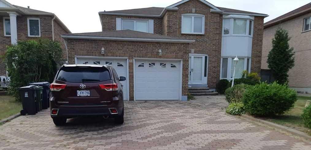 41 Bluenose Cres, Toronto, Ontario (ID E5354721)