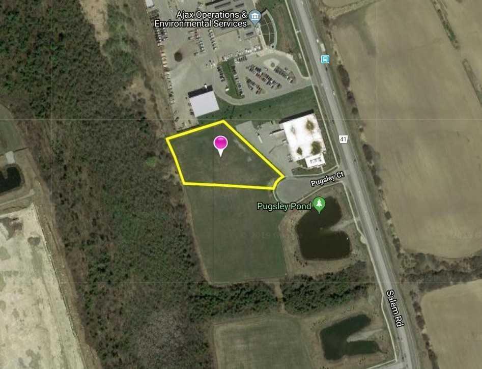 Blk 2 Pugsley Crt, Ajax, Ontario (ID E4668302)