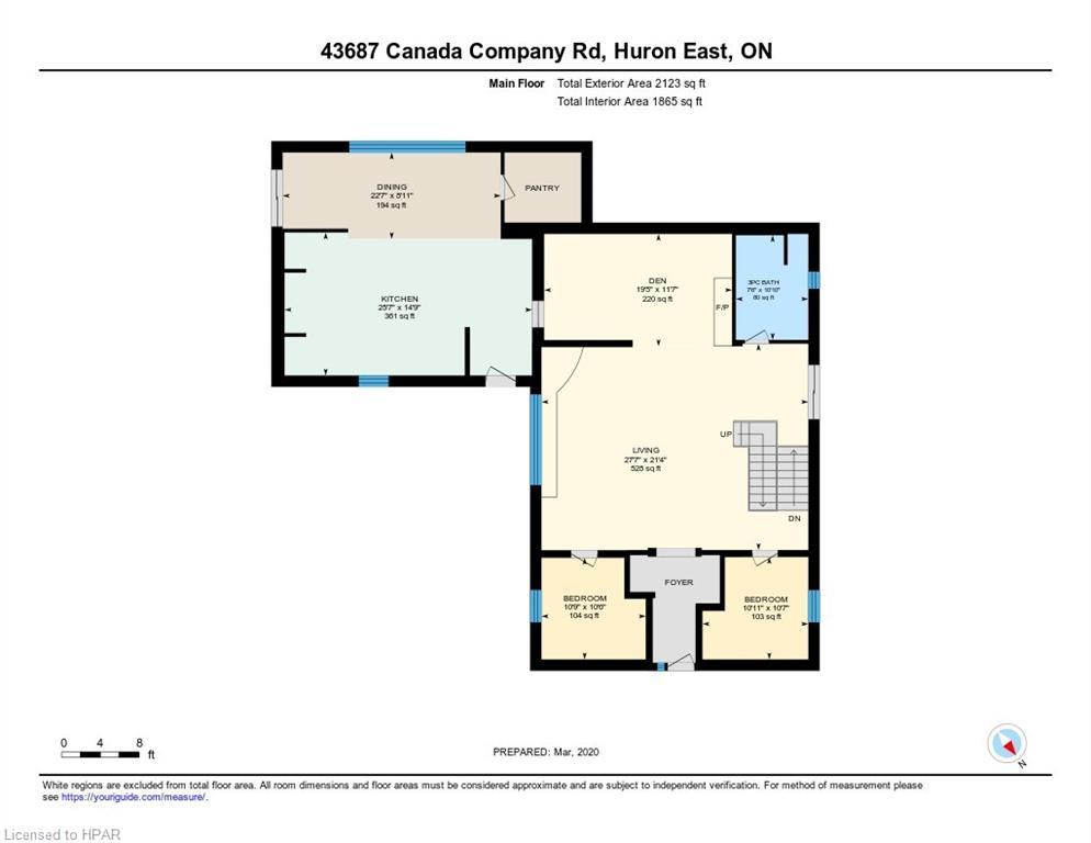 43687 Canada Company Road, Walton, Ontario (ID 30796552)