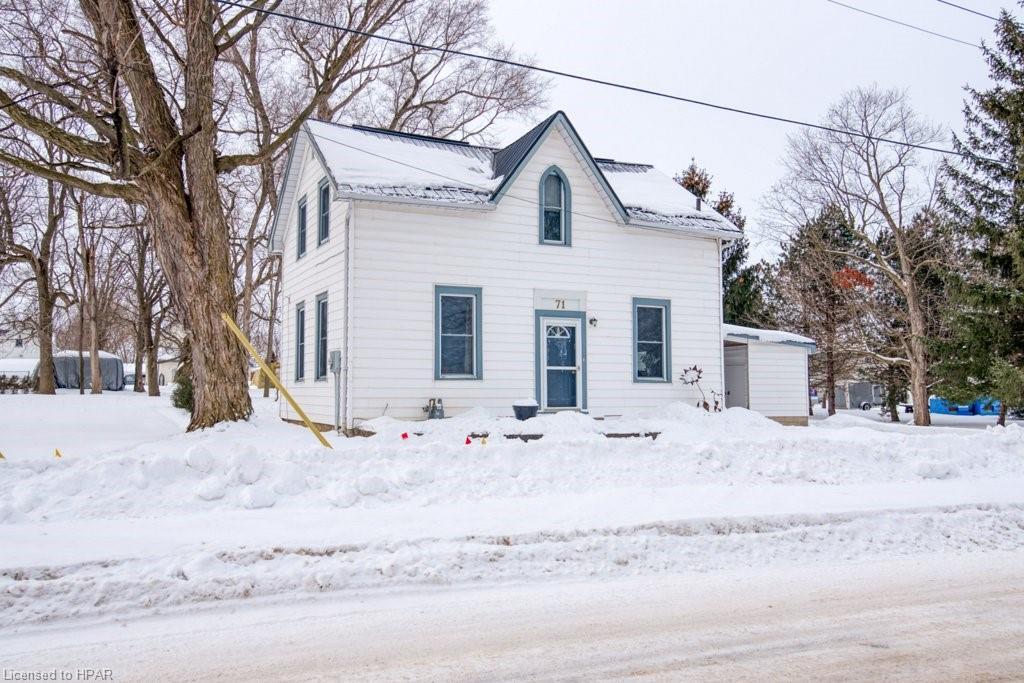 71 RAILWAY Street, Seaforth, Ontario (ID 40066677)