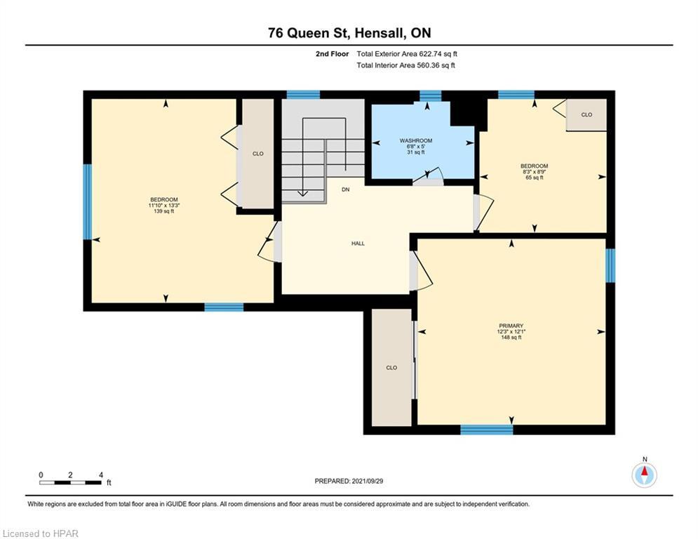 76 QUEEN Street, Hensall, Ontario (ID 40170757)