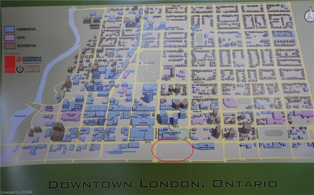 267-301 YORK Street, London, Ontario (ID 40127604)