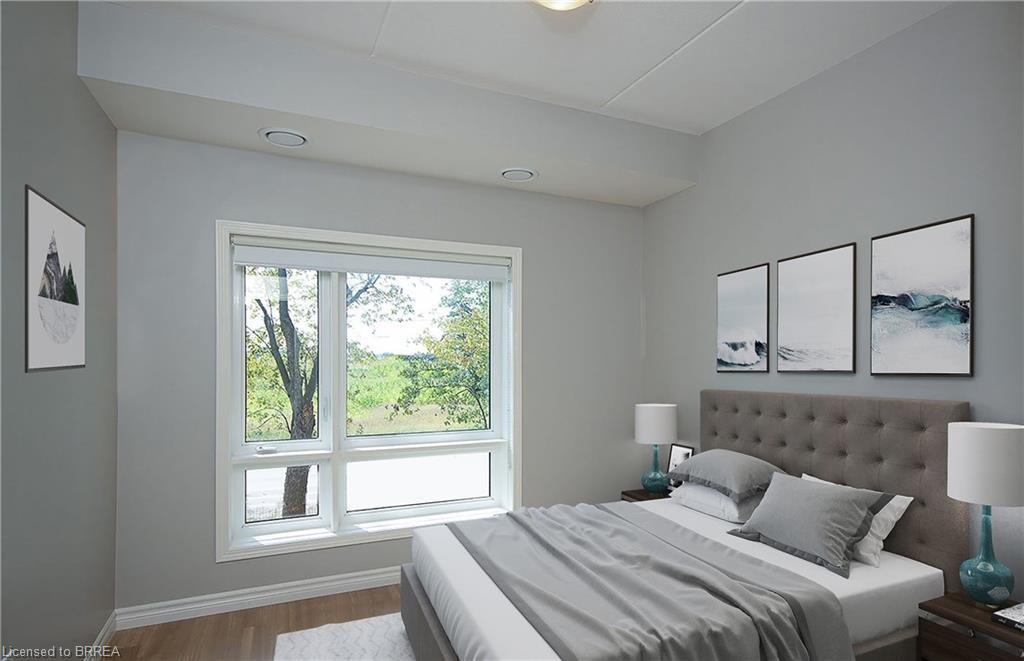 456 Lorne Avenue W Unit# 408, Stratford, Ontario (ID 30803300)