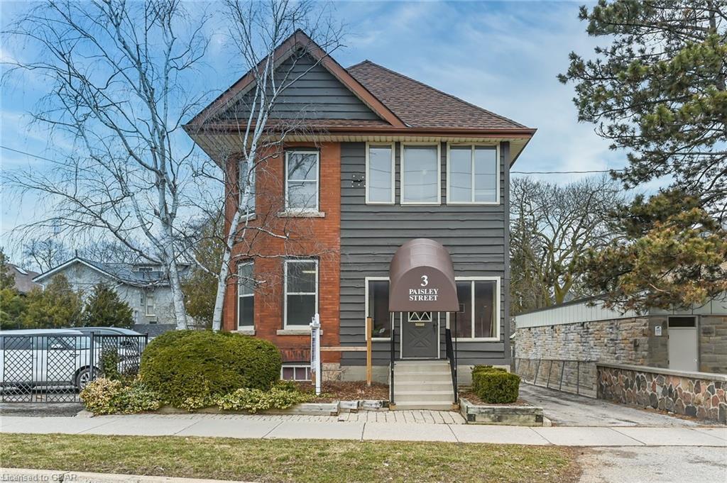 3 PAISLEY Street, Guelph, Ontario (ID 30811904)