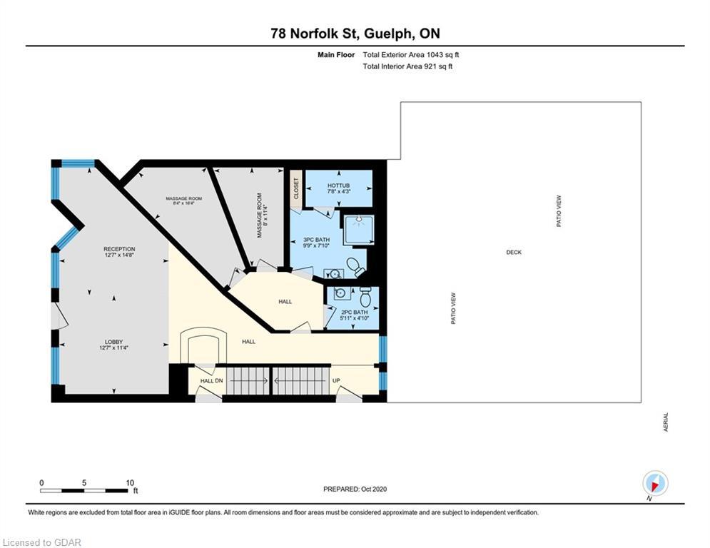 78 NORFOLK Street, Guelph, Ontario (ID 40151131) - image 41