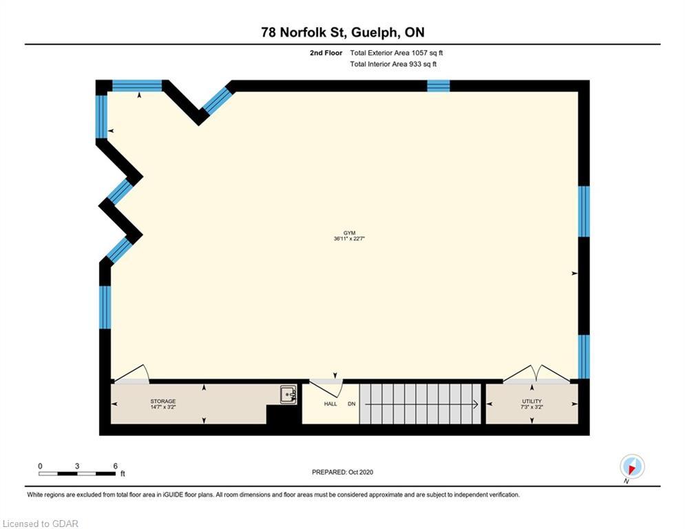 78 NORFOLK Street, Guelph, Ontario (ID 40151131) - image 42