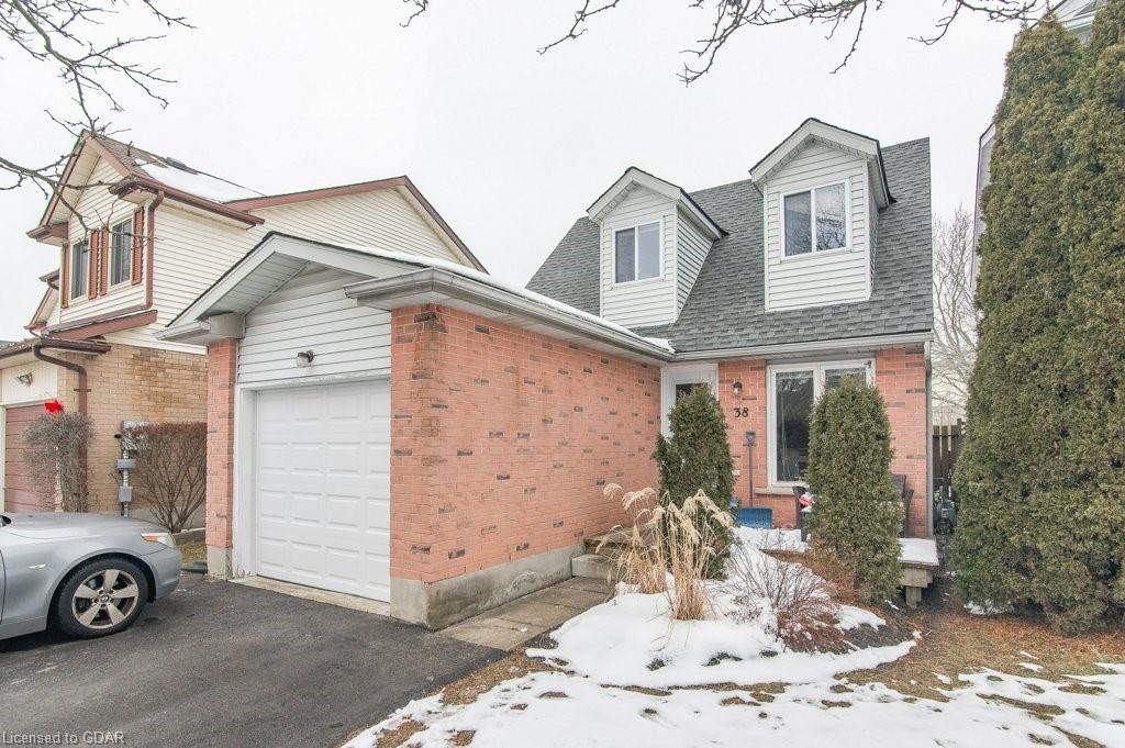 38 WALMAN Drive, Guelph, Ontario (ID 40056430) - image 2
