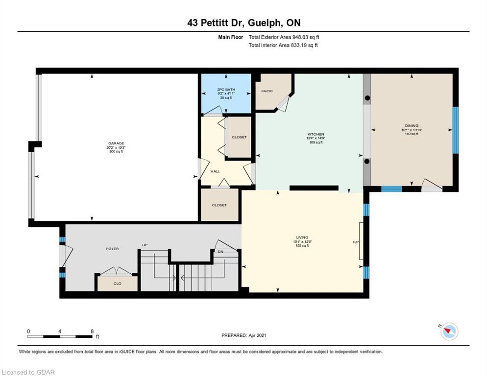 43 PETTITT Drive, Guelph, Ontario (ID 40091168) - image 48