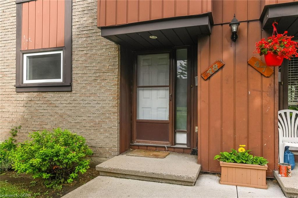 539 WILLOW Road Unit# 48, Guelph, Ontario (ID 40014502)