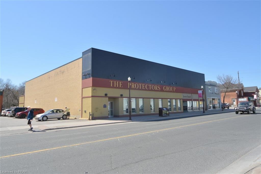215 GEORGE Street, Peterborough, Ontario (ID 231668)
