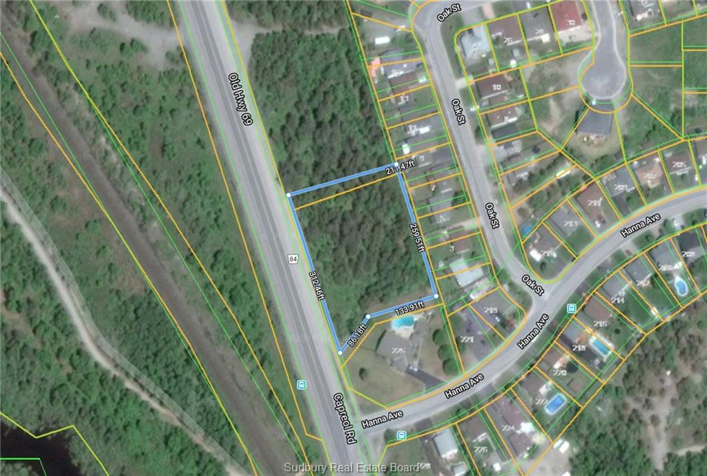Lot 10 Capreol Road, Capreol, Ontario (ID 2074234)