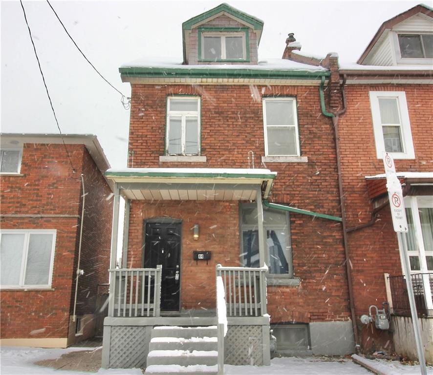 44 Campbell Avenue, Hamilton, Ontario (ID H4075281)
