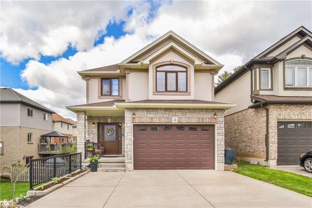 3 CHIDLEY Road, Cambridge, Ontario (ID 40111022)