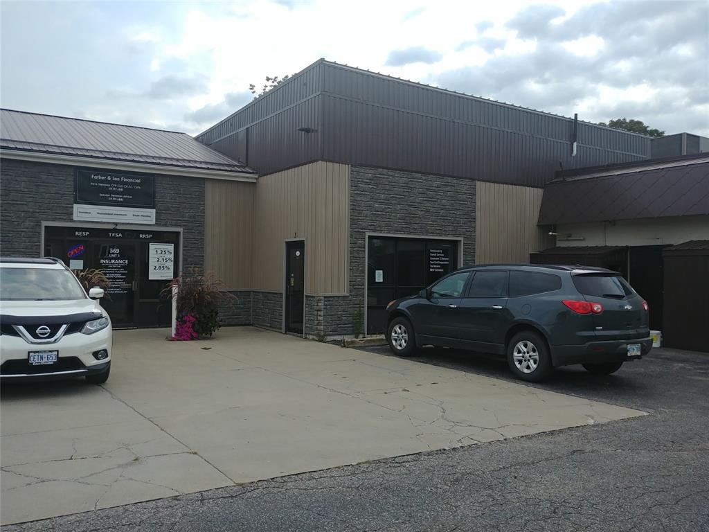 569 BROADWAY Street Unit# 3,4, Plympton-wyoming, Ontario (ID 18010460)