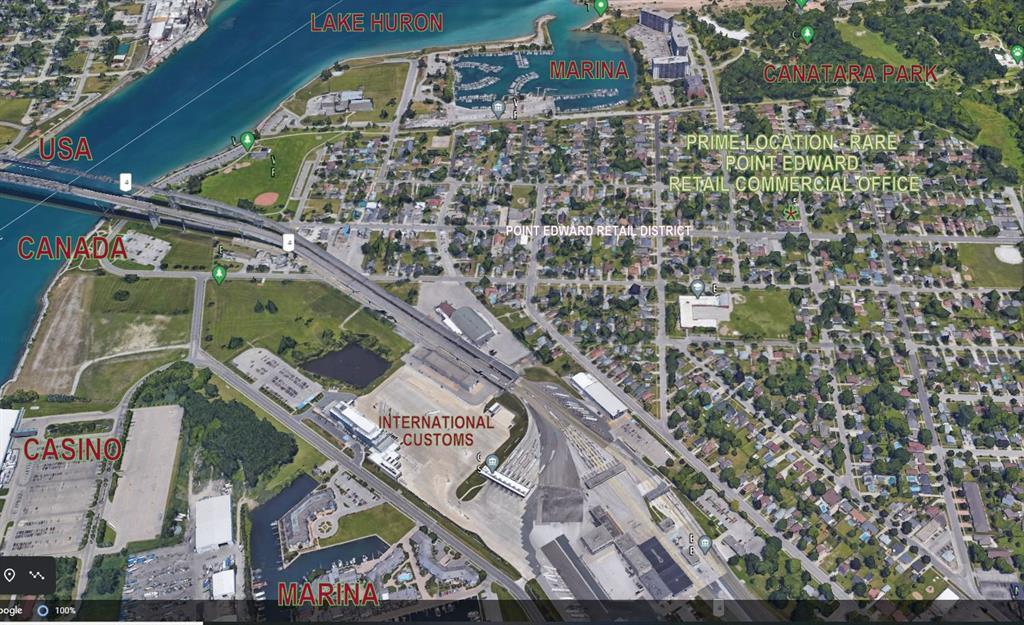 510 MICHIGAN Avenue Unit# 1, Point Edward, Ontario (ID 21003081)