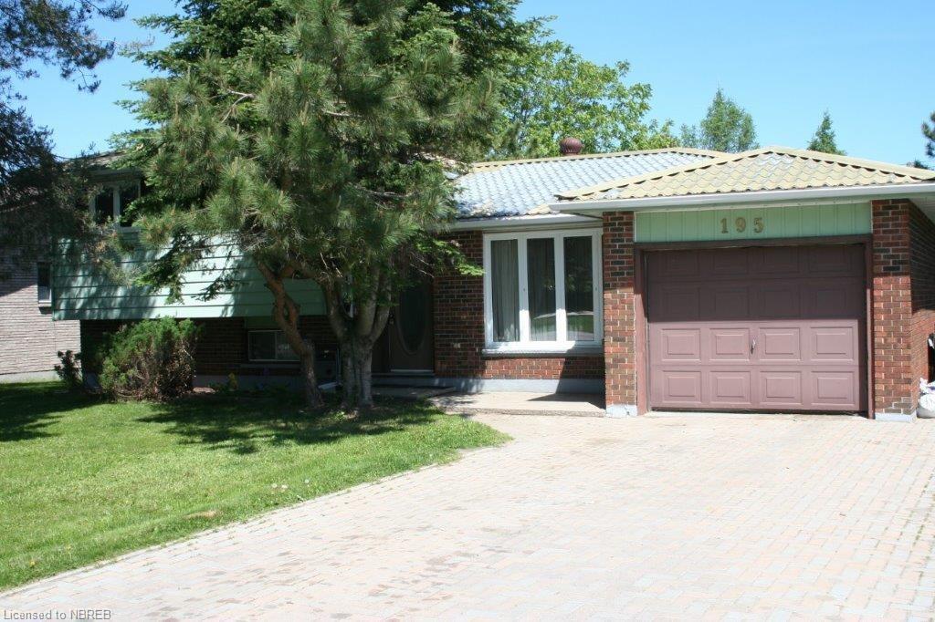 195 BOURGAULT Street, West Nipissing, Ontario (ID 267010)
