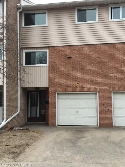 644 LAKESHORE Drive Unit# 15, North Bay, Ontario (ID 40067787)