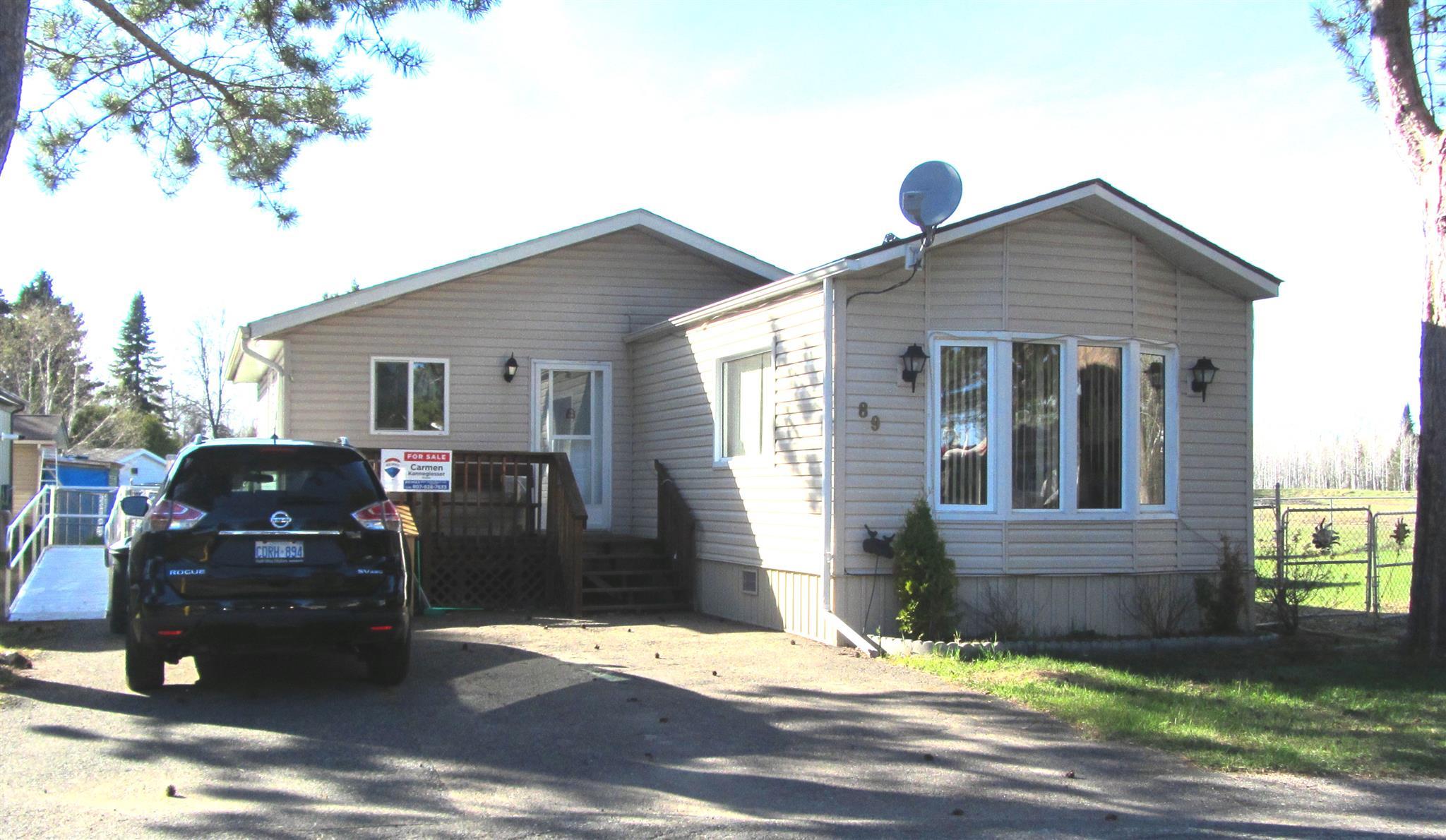89 Taylor Drive, Thunder Bay, Ontario (ID TB200905)