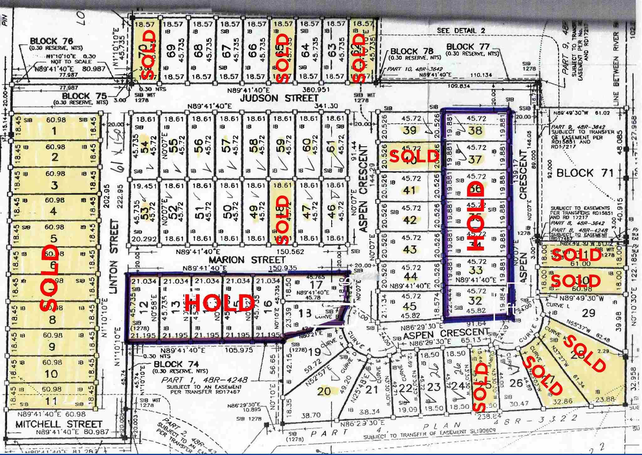 Lot 60 Judson Street, Emo, Ontario (ID TB210723)