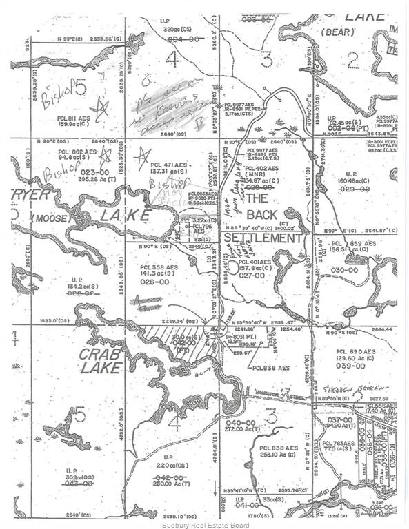 FRYER LAKE, Spanish, Ontario (ID 2072405)
