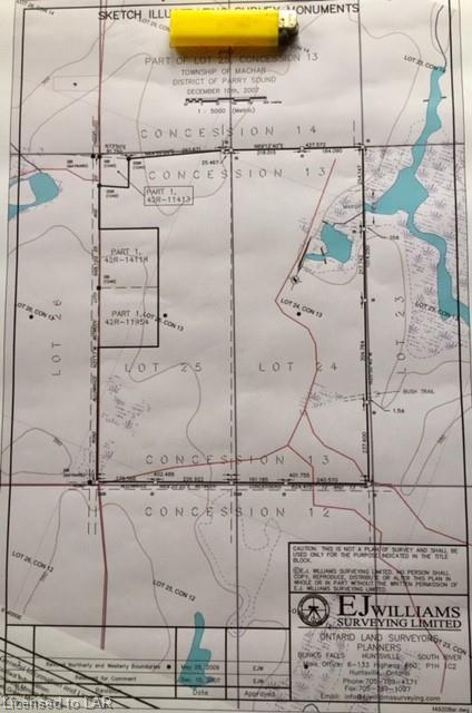 817 KING LAKE Road, South River, Ontario (ID 235048)